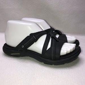 Merrell Performance Footwear Black Sandals 6